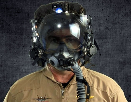 F-35 Pilot Helmets to Get an OLED Upgrade