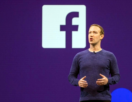 Facebook's Quarterly Sales Top Estimates on Strong User Growth