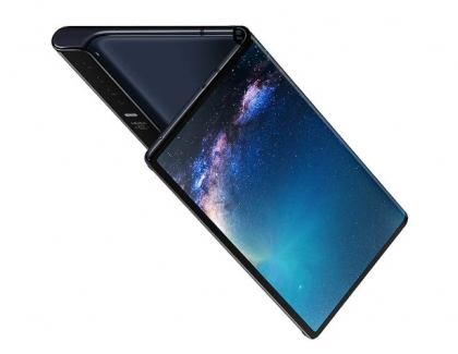 Huawei Mate X Foldable Smartphone Said to Use Kolon Industries' Transparent PI