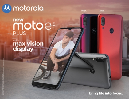 motorola one zoom and moto e6 plus Launch Today