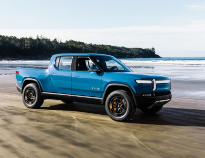 Rivian Announces $1.3 billion Funding Round