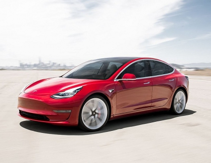 Tesla Reports Car Delivery Record