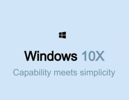 Details About Microsoft's Windows 10X OS Appear on Microsoft's Website