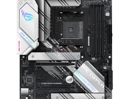 ASUS Announces new B550 motheboard for power users