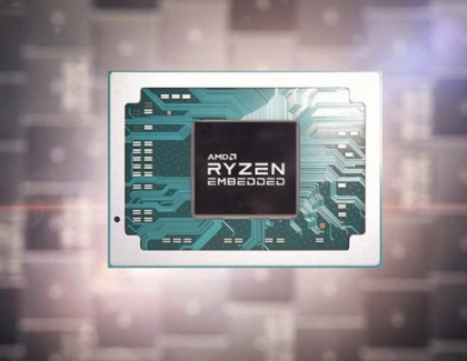 AMD Debuts New Ryzen Processors for The Embedded Industry
