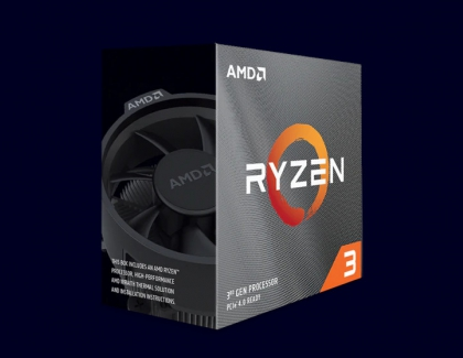 AMD Expands 3rd Gen AMD Ryzen Desktop Processor Family With Ryzen 3 3100 and 3300X Processors