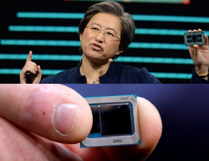 AMD, Intel Reversed Roles at CES 2020