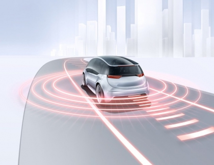 Bosch Unveils Sensor Portfolio for Automated Driving