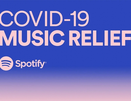 Spotify Launches Music Relief Project
