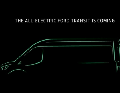 Ford to Offer All-Electric Transit