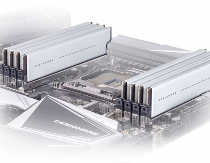 GIGABYTE Launches Content Creation Focused 64GB DESIGNARE DDR4 Memory