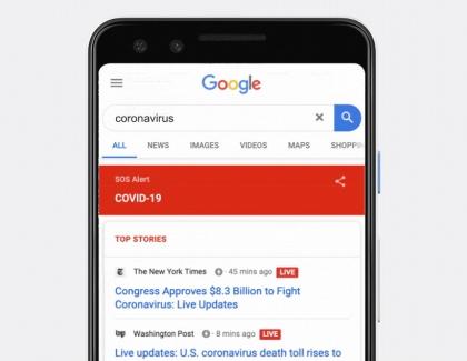 How Google Handles Coronavirus Misinformation on Search, YouTube