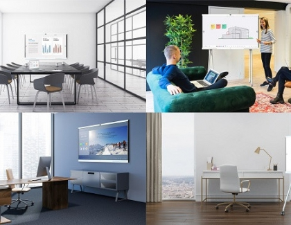 Huawei Showcases a Smart Office Ecosystem With The IdeaHub Series