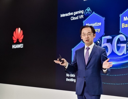 Huawei Releases New 5G Products and Solutions