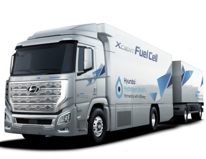 Hyundai's Hydrogen Trucks Ready to Hit Roads in Switzerland