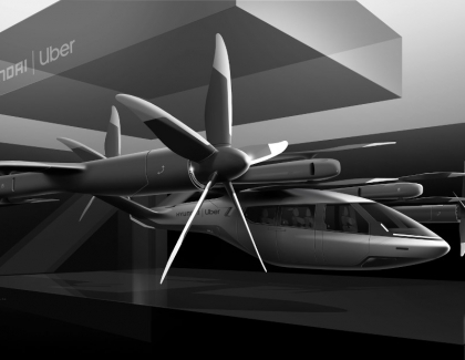 Hyundai Motor and Uber Announce Aerial Ridesharing Partnership, Release New Air Taxi Model
