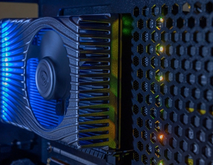 First Look at Intel's DG1 Xe Discrete Graphics Card