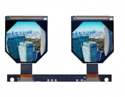 JDI Starts Mass Production of 1058 ppi High-Definition VR LCD