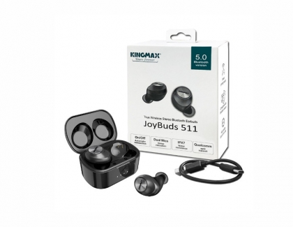 New KINGMAX JoyBuds511 TWS Bluetooth Earbuds Come With Dual microphones and Noise Reduction Tech