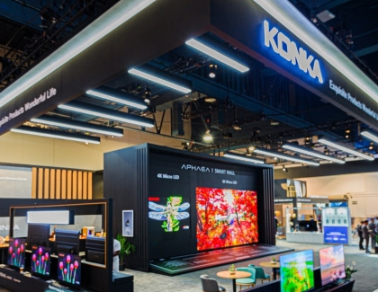 Chinese KONKA Enters the North American Market With Blockbuster Micro LED TV Line-up