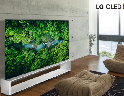 "CES: LG to Unveil 2020 ""Real 8K"" TV Lineup Featuring New AI Processor"