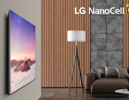 LG's New NanoCell 4K and 8K UHD TVs Available in the U.S.