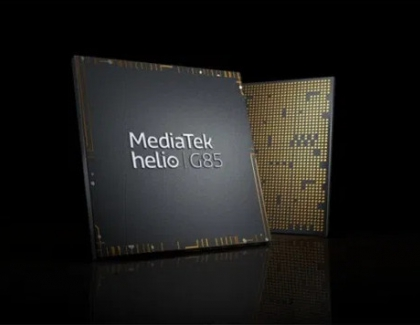 MediaTek Announces New Helio G85 Gaming Chipset