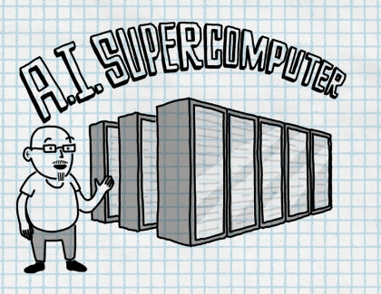 Microsoft Announces New AI Supercomputer