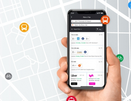 Intel to Buy Israel's Moovit Transit App