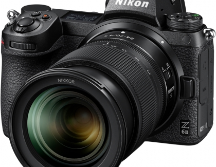 Nikon releases the Z 6II full-frame mirrorless camera