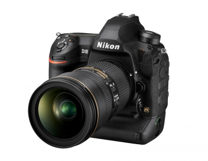 The New Nikon D6 Flagship Camera Coming in April