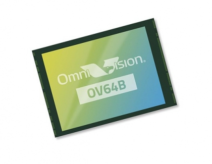 OmniVision Unveils First 0.7 Micron, 64 Megapixel Image Sensor for High End Smartphones