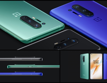 OnePlus 8 and OnePlus 8 Pro Released