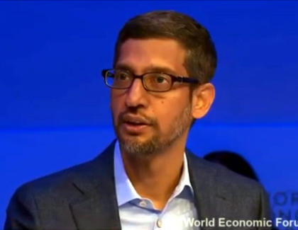 Google CEO Talks About Healthcare, Privacy