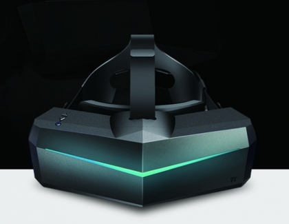 Pimax Launches the The Mid-Price Artisan Headset At CES
