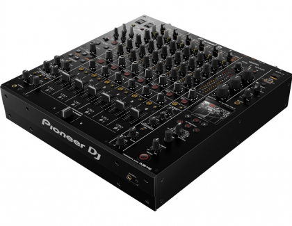 Meet the Pioneer DJM-V10 6-channel Professional DJ Mixer