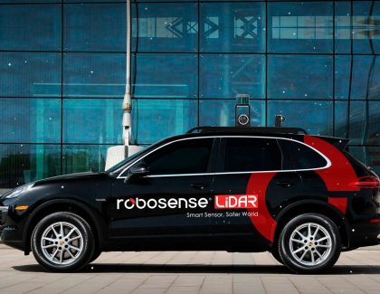 RoboSense Announces Public Road Test of Vehicle Equipped With MEMS Smart Lidar Sensor