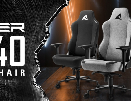 Sharkoon SKILLER SGS40 | High Quality Gaming Chair with an Extra-Large Seat Base
