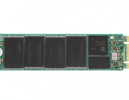 Solid State Storage Technology Unveiled New PCIe Gen4 NVMe SSDs