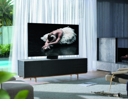 Samsung Launches 2020 QLED TV Line in the US