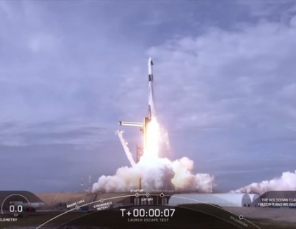 SpaceX Completes key Test of Dragon