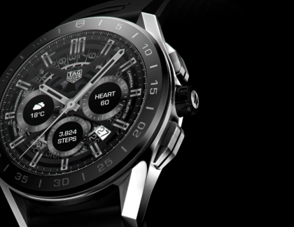 TAG Heuer's Connected Smartwatches Start at $1,800