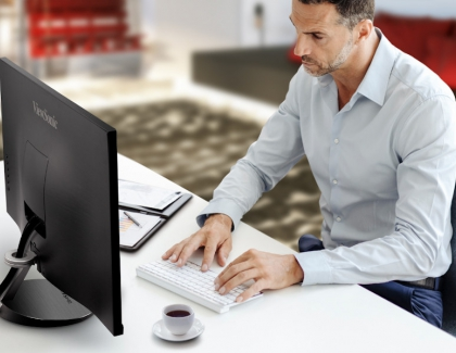 ViewSonic Introduces the VX85 Series of Monitors for Home or Office