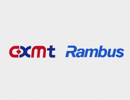 ChangXin Memory Technologies Signed Patent License Agreement With Rambus
