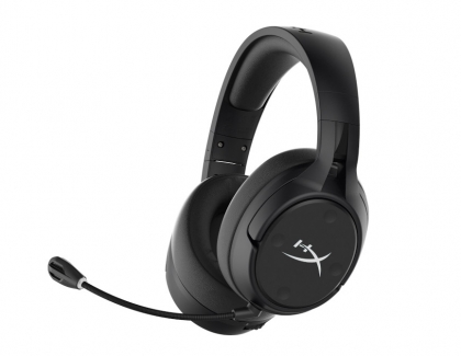 HyperX Shipping Cloud Flight S Wireless Gaming Headset with Qi Charging