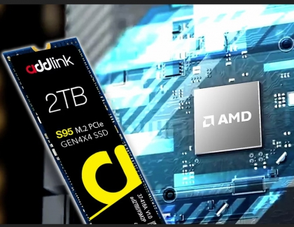 addlink Introducing S95 M.2 PCIe 4.0 NVMe 1.4 SSD with Speeds of up to 7GB/s