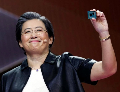 AMD President and CEO Lisa Su Joins Cisco's  Board of Directors