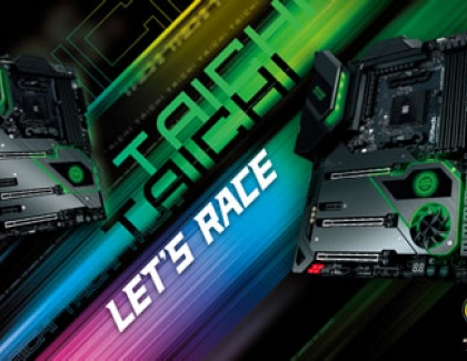ASRock TAICHI RAZER EDITION Gaming Motherboard Shows Infinite Potential with Chroma RGB lighting