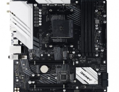 Biostar announces launch of their brand new B550M-SILVER motherboard.