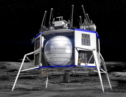 NASA Announced the Payload of the Moon Missions